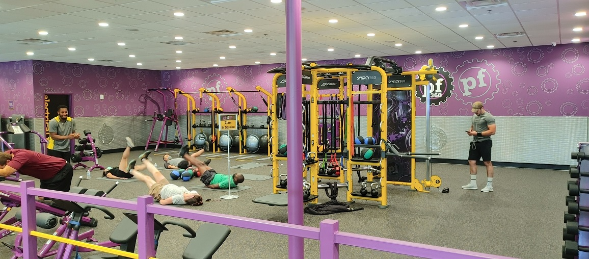 Planet Fitness Opens Judgement Free Fitness Center In Ellicott City Citybiz